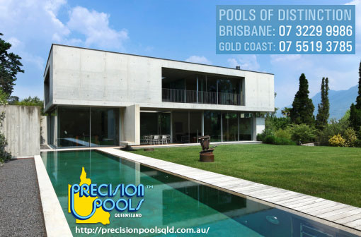 Brisbane Pool Builders Precision Pools Outdoor Infinity Pools ...