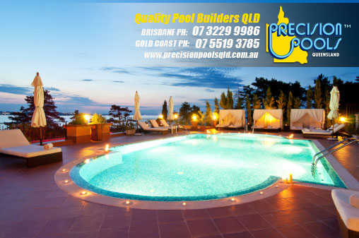 pool builders Gold Coast, pool builders Sunshine Coast, pool builders ipswich
